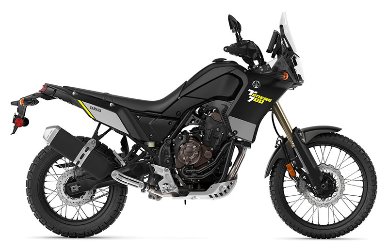 2021 Yamaha Ténéré 700 in Goleta, California - Photo 1
