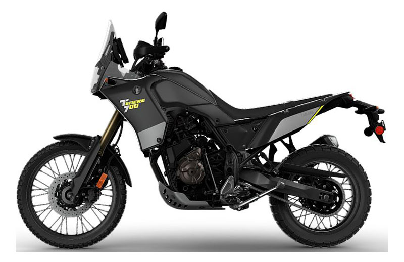 2021 Yamaha Ténéré 700 in Goleta, California - Photo 2