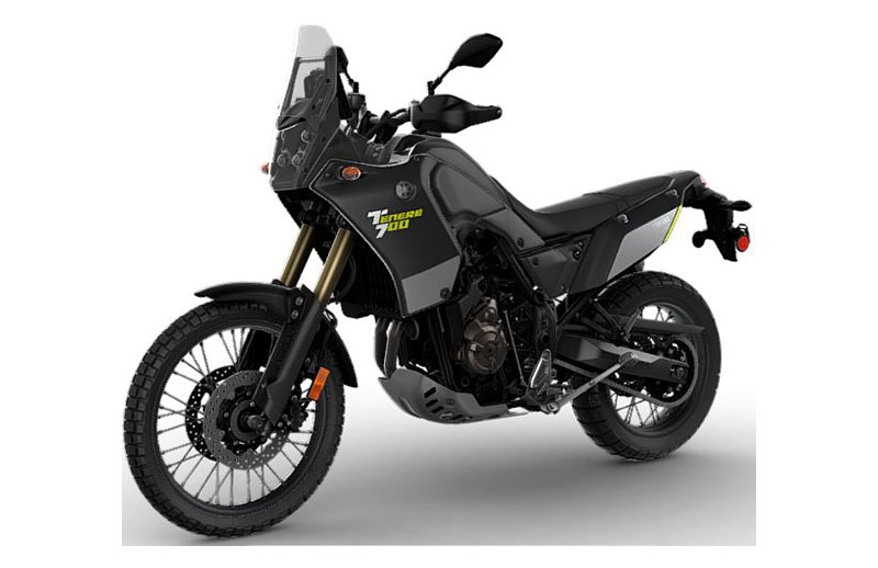 2021 Yamaha Ténéré 700 in Galeton, Pennsylvania