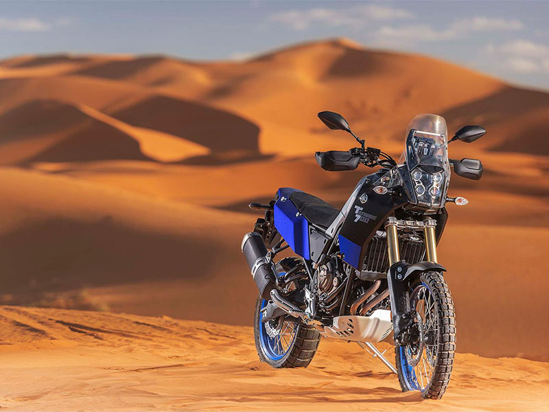 2021 Yamaha Ténéré 700 in Metuchen, New Jersey - Photo 7