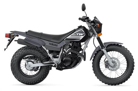 2021 Yamaha TW200 in Hendersonville, North Carolina