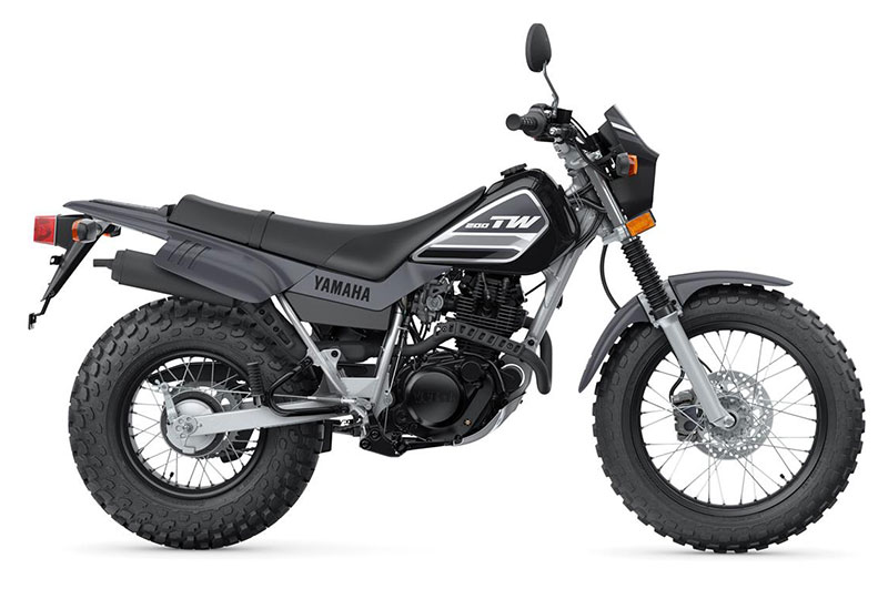 2021 Yamaha TW200 in Lakeport, California - Photo 1