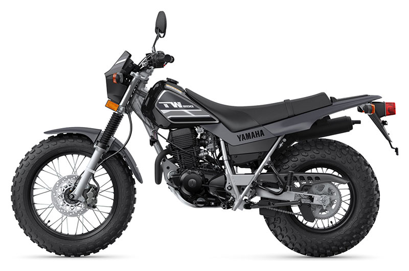 2021 Yamaha TW200 in San Marcos, California - Photo 2