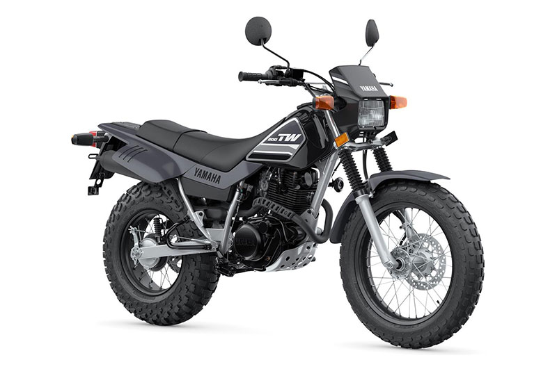 2021 Yamaha TW200 in San Marcos, California - Photo 3