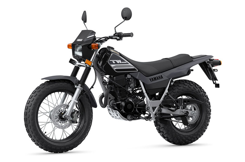 2021 Yamaha TW200 in San Marcos, California - Photo 4
