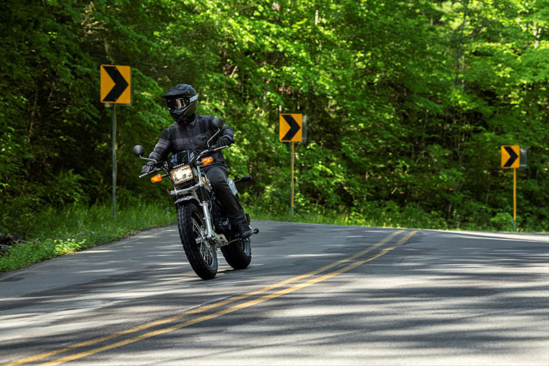 2021 Yamaha TW200 in Metuchen, New Jersey - Photo 9