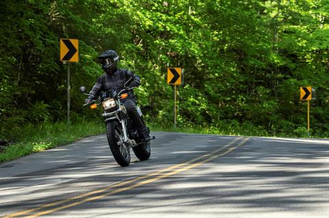 2021 Yamaha TW200 in Hicksville, New York - Photo 9