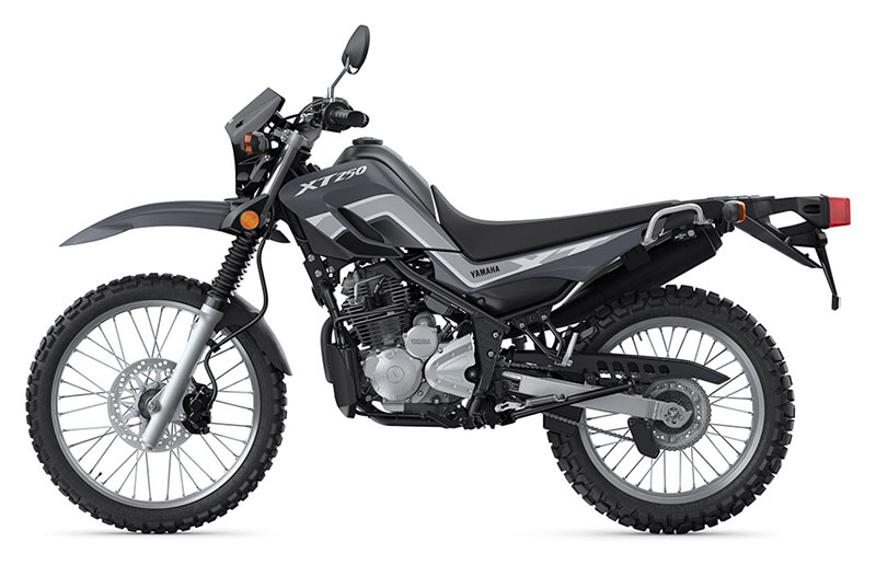 2021 Yamaha XT250 in Sacramento, California - Photo 2