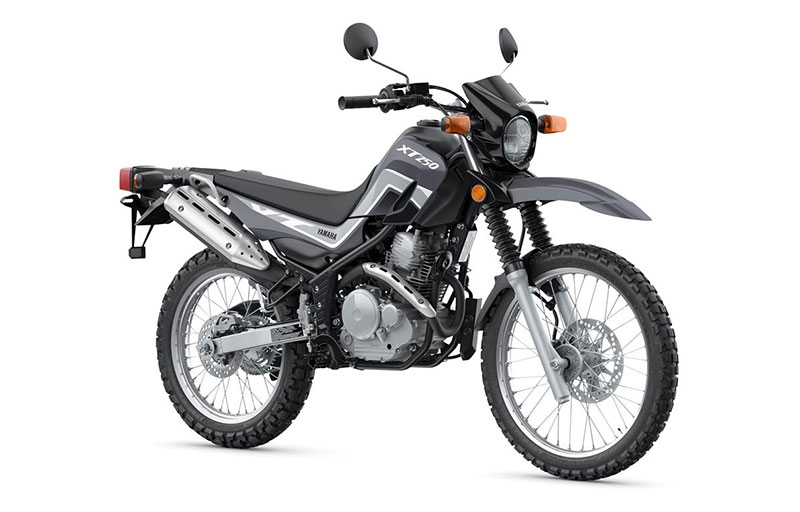 2021 Yamaha XT250 in Berkeley, California - Photo 3