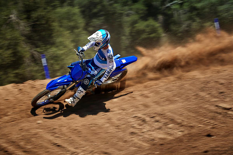2021 Yamaha YZ125 in Victorville, California - Photo 8