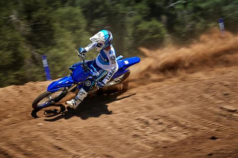 2021 Yamaha YZ125 in Herrin, Illinois - Photo 8