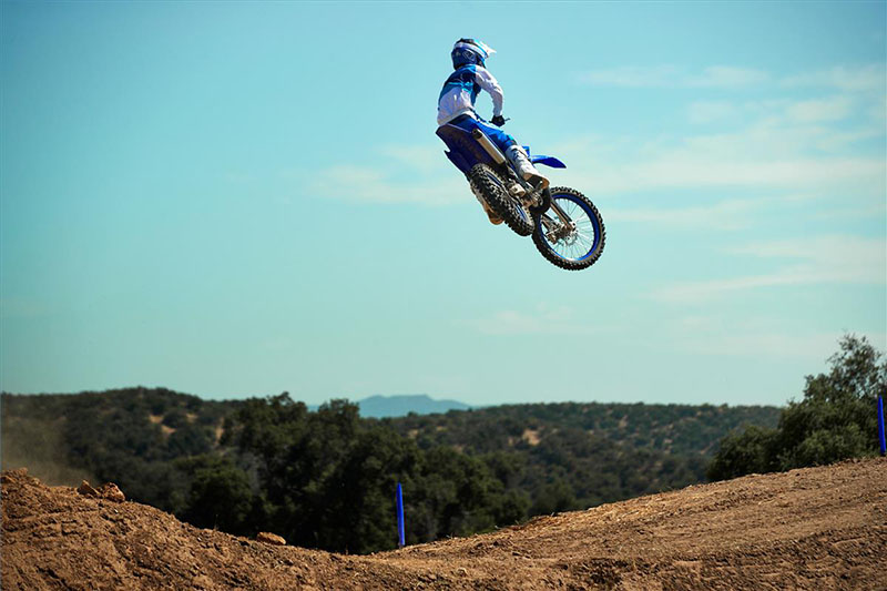 2021 Yamaha YZ125 in Victorville, California - Photo 9