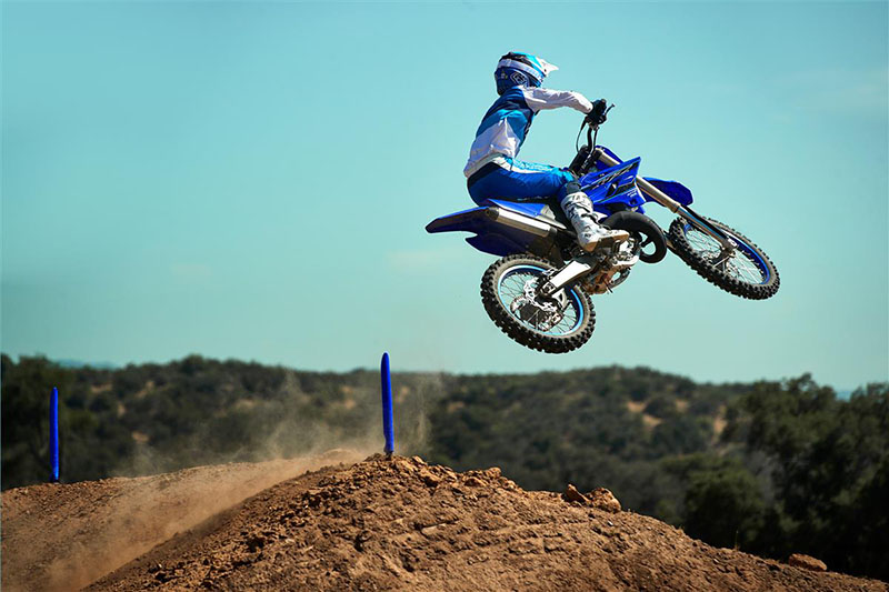 2021 Yamaha YZ125 in Mount Pleasant, Texas - Photo 10