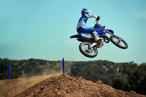 2021 Yamaha YZ125 in College Station, Texas - Photo 10