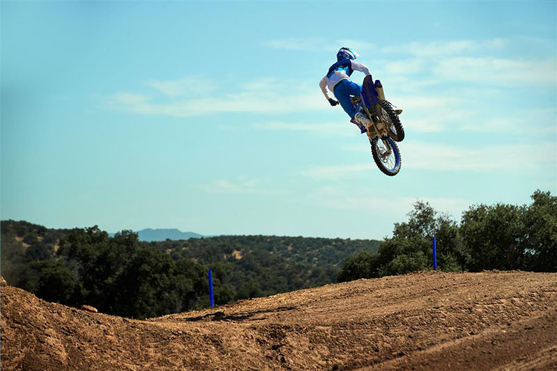 2021 Yamaha YZ125 in Johnson City, Tennessee - Photo 11