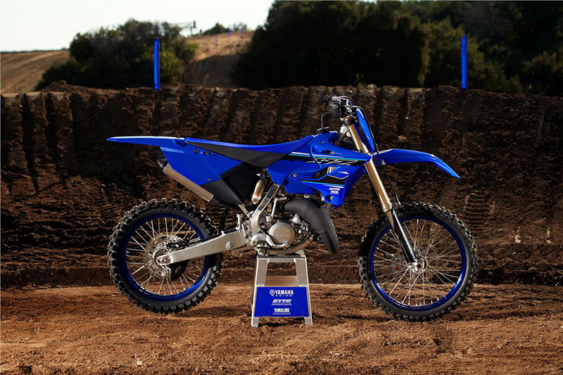 2021 Yamaha YZ125 in Johnson City, Tennessee - Photo 12