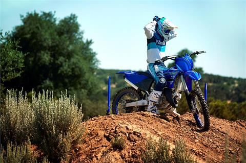 2021 Yamaha YZ125 in Johnson City, Tennessee - Photo 14