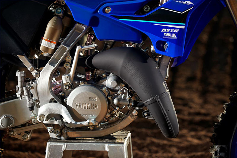 2021 Yamaha YZ125 in Mount Pleasant, Texas - Photo 15