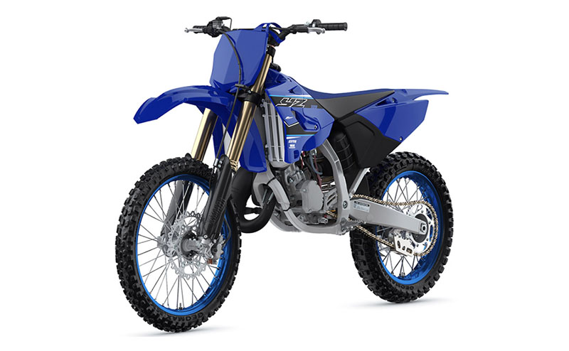 2021 Yamaha YZ125 in Marietta, Ohio - Photo 4