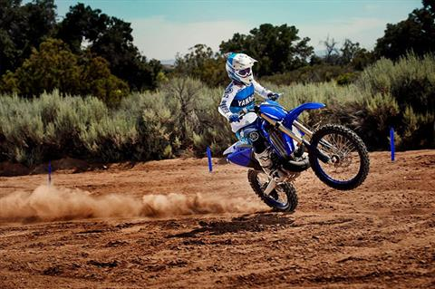 2021 Yamaha YZ250 in Coloma, Michigan - Photo 8