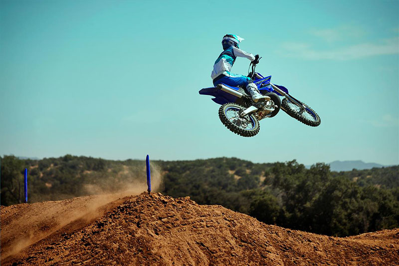 2021 Yamaha YZ250 in Coloma, Michigan - Photo 9