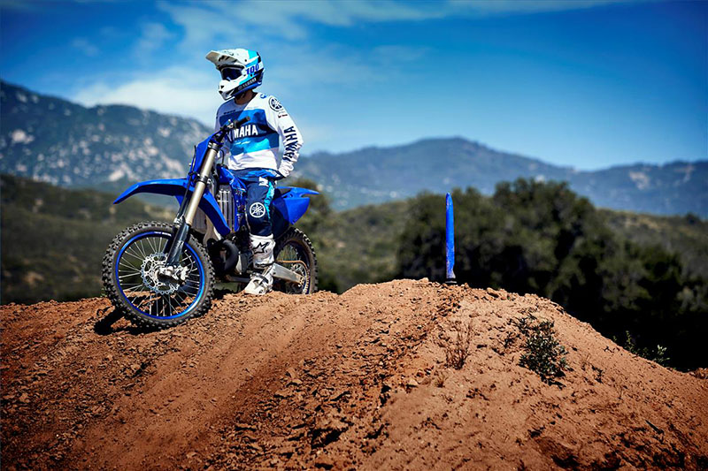 2021 Yamaha YZ250 in Danville, West Virginia - Photo 14