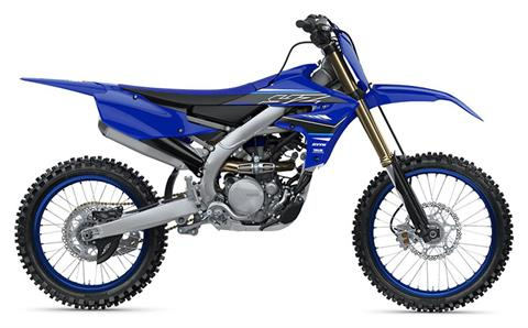 2021 Yamaha YZ250F in Port Washington, Wisconsin