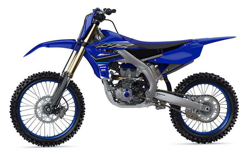 2021 Yamaha YZ250F in Port Washington, Wisconsin - Photo 2
