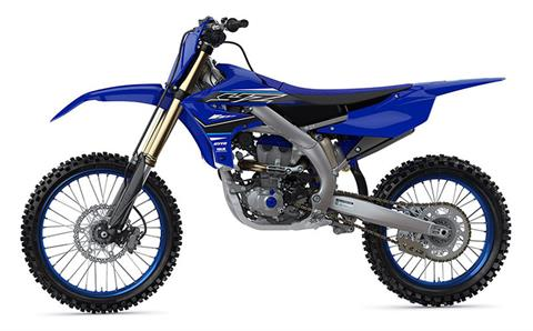 2021 Yamaha YZ250F in Johnson City, Tennessee - Photo 2