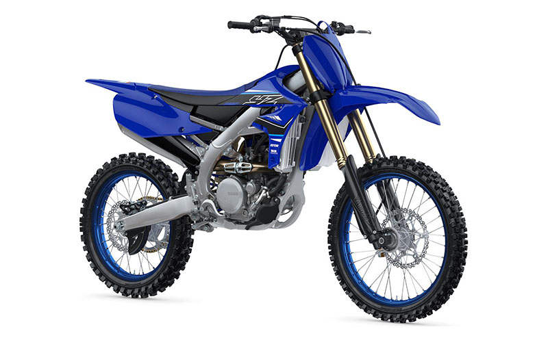 2021 Yamaha YZ250F in Cumberland, Maryland - Photo 3