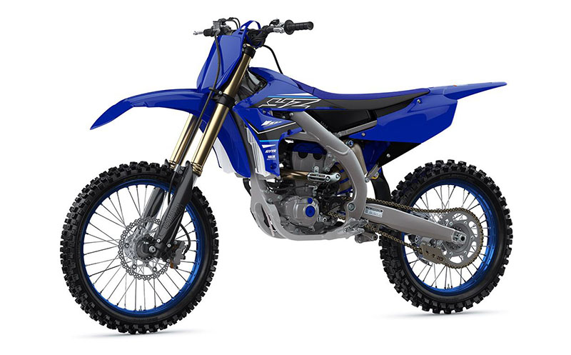 2021 Yamaha YZ250F in Sacramento, California - Photo 4