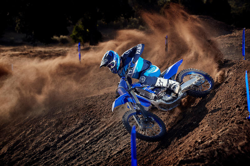 2021 Yamaha YZ250F in Cumberland, Maryland - Photo 6