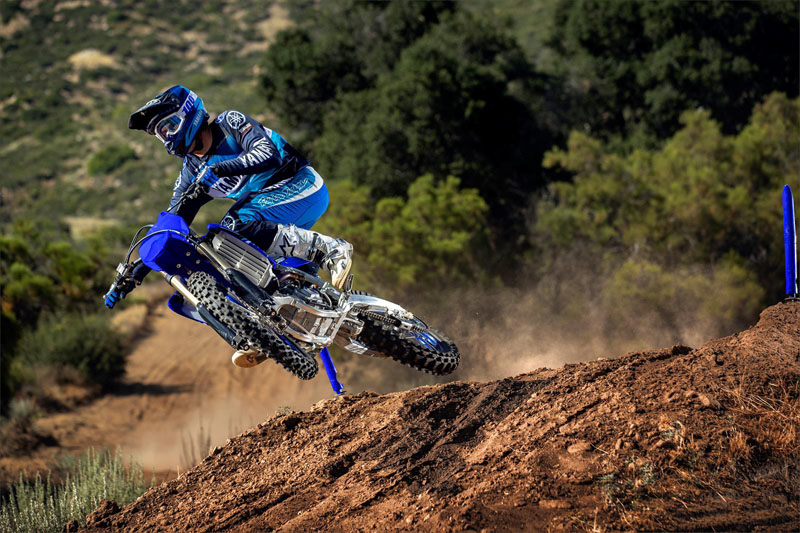 2021 Yamaha YZ250F in Johnson City, Tennessee - Photo 7