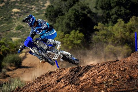 2021 Yamaha YZ250F in Sacramento, California - Photo 7