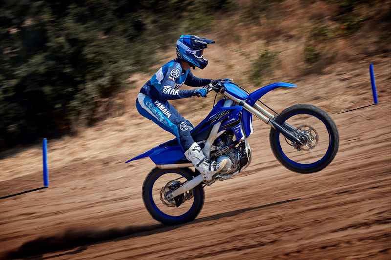 2021 Yamaha YZ250F in Sacramento, California - Photo 8
