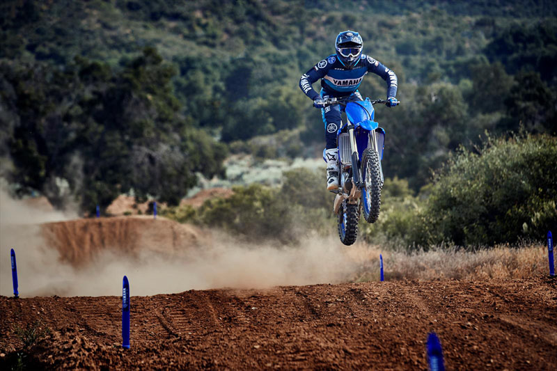 2021 Yamaha YZ250F in Johnson City, Tennessee - Photo 9