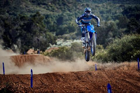 2021 Yamaha YZ250F in Starkville, Mississippi - Photo 9