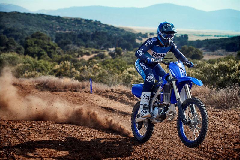 2021 Yamaha YZ250F in Starkville, Mississippi - Photo 10