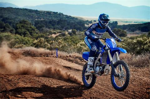 2021 Yamaha YZ250F in Cumberland, Maryland - Photo 10