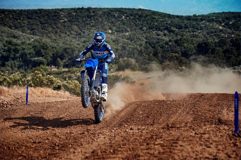 2021 Yamaha YZ250F in Johnson City, Tennessee - Photo 11