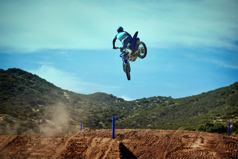 2021 Yamaha YZ250F in Johnson City, Tennessee - Photo 12