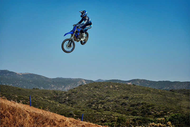 2021 Yamaha YZ250F in Starkville, Mississippi - Photo 13