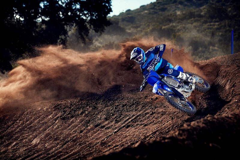 2021 Yamaha YZ250F in Starkville, Mississippi - Photo 14