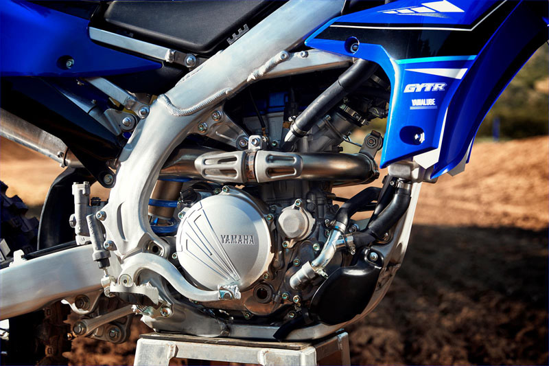 2021 Yamaha YZ250F in Johnson City, Tennessee - Photo 16
