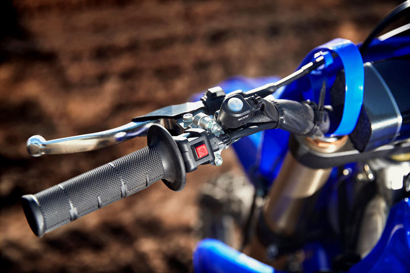 2021 Yamaha YZ250F in Sacramento, California - Photo 19