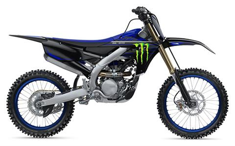 2021 Yamaha YZ250F Monster Energy Yamaha Racing Edition in Coloma, Michigan