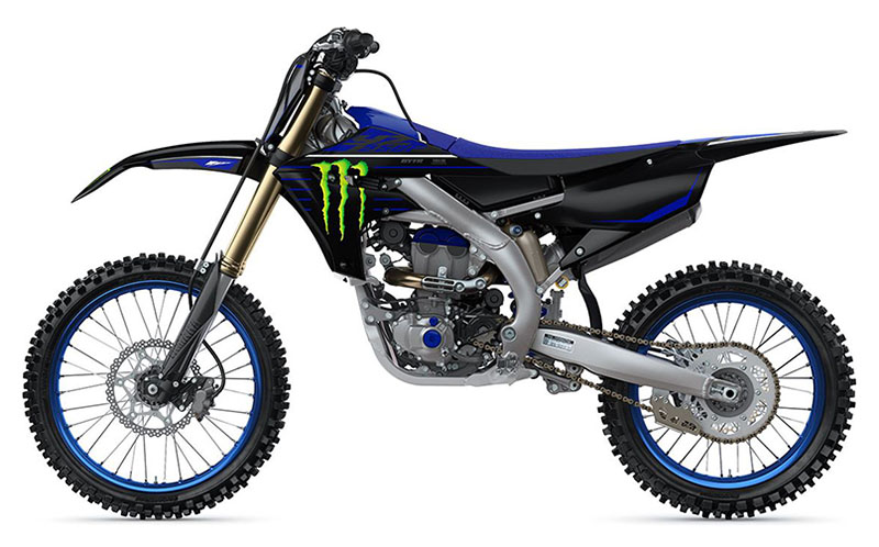 2021 Yamaha YZ250F Monster Energy Yamaha Racing Edition in Johnson Creek, Wisconsin - Photo 2