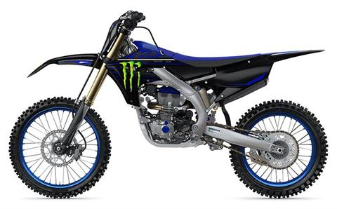 2021 Yamaha YZ250F Monster Energy Yamaha Racing Edition in Ishpeming, Michigan - Photo 2