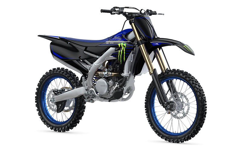 2021 Yamaha YZ250F Monster Energy Yamaha Racing Edition in Port Washington, Wisconsin - Photo 3
