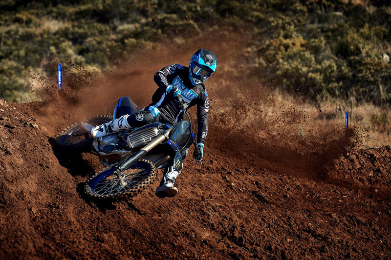 2021 Yamaha YZ250F Monster Energy Yamaha Racing Edition in Merced, California - Photo 6